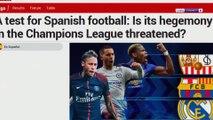 اهتمام كبير من الصحافة الأوروبية بقرعة دور الستة عشر من دوري أبطال أوروبا