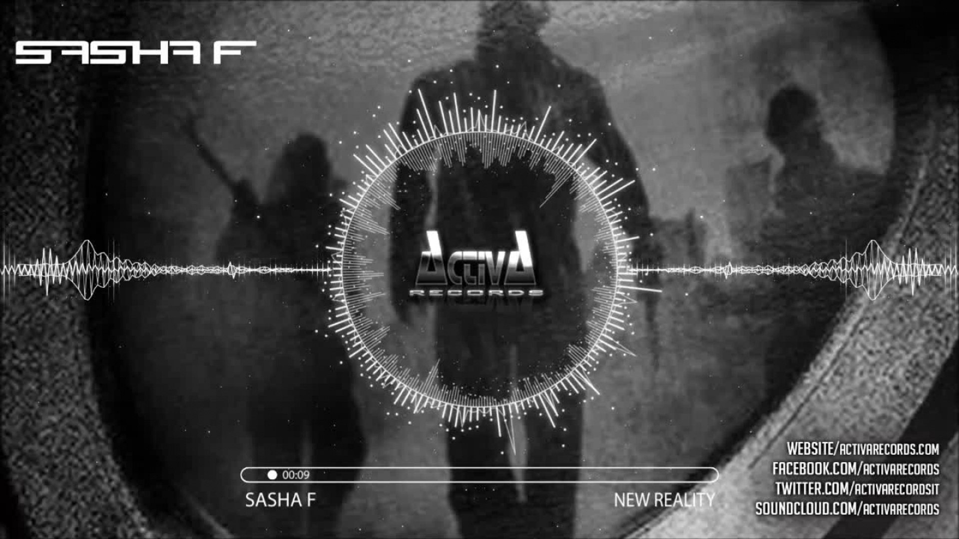Sasha F - New Reality (Original Mix) - Official Preview (Activa Records)