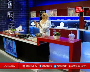 Abbtakk - Daawat-e-Rahat - Episode 179 (Grilled Chicken Tikka Sandwich) - 12 December 2017