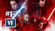 Star Wars : les derniers Jedi - Bande-annonce 1 [HD/VF]
