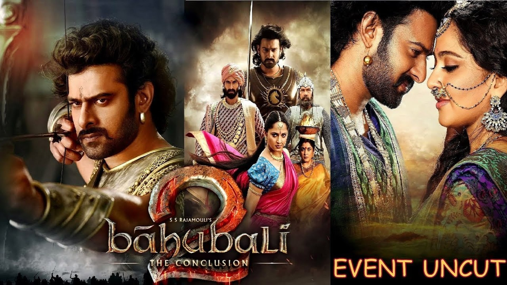 New latest movie Baahubali 2 in hindi/urdu dubbing Part 1 The Conclusion  (2017) Subtitle Malay HD