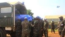 BM Barış Gücü'nden 14 Arabulucu İçin Cenaze Töreni