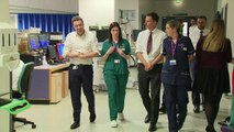 Jeremy Hunt wants more families to talk about organ donation
