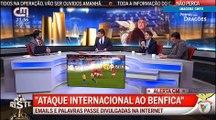 Os cartilheiros querem fazer passar a ideia que o FC Porto comprou os emails