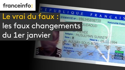 Le Vrai Du Faux Les Faux Changements Du 1er Janvier 2018