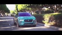 Electric road trip Jaguar I-Pace completes final testing in Los Angeles ahead of 2018 Reveal