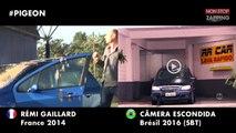 Plagiat : Rémi Gaillard pousse un énorme coup de gueule contre les médias (Vidéo)