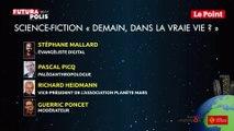 """Futurapolis 2017 : science fiction """"demain dans la vraie vie ?"""""""