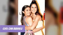 Katrina Kaif and Alia Bhatt Are Super Cool Gym Buddies _ Celeb Tribe