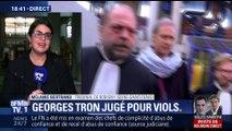 Georges Tron devant les assises pour viols et agressions sexuelles