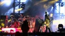 Muse - Supermassive Black Hole, Pinkpop Festival, Landgraaf, Netherlands  6/12/2015