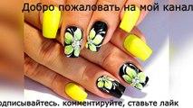 Yellow flowers New Nail Art 2017  The Best Nail Art Designs June 2017--s9IVQPS4Sc