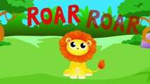 Where is my Roar _ Help The Lion King Find his Roar! _ Learn to count with Little Angel-pwAIxxnvdKw
