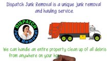 Unique Junk Removal and Hauling Services