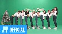 "TWICE(트와이스) ""Heart Shaker"" Dance Video (Studio Ver.)"