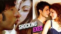 Anushka Sharma EXES Ranveer Singh To Shahid Kapoor! | MEET THE EXES!