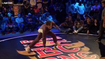 BBOY ZIP ROCK vs BBOY CHEY   TOP 16   RED BULL BC ONE 2017 LAST CHANCE CYPHER