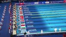 DAY 1 heats - LEN European Short Course Swimming Championships - Copenhagen 2017