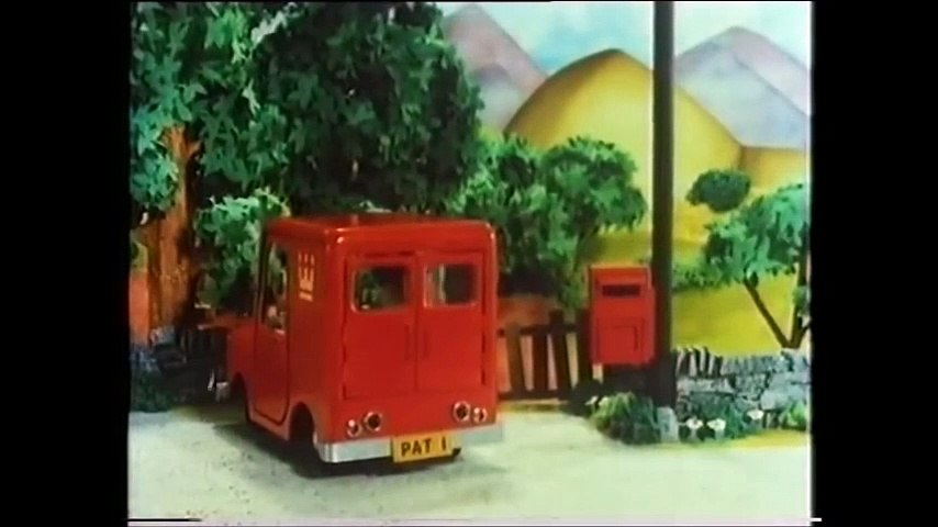 Start of Postman Pat 2 on 1 VHS (Monday 1st April 1996) | Godialy.com