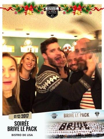 3ème soirée de Brive Le Pack au Bistrot de Lisa !