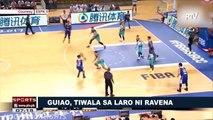 SPORTS BALITA: Guiao, tiwala sa laro ni Ravena