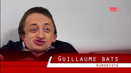 Interview de Guillaume Bats pour la WebTv des étudiants de l'Université Paris 8