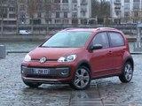 Essai Volkswagen Cross Up TSI 90 2017