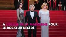 Roman Polanski refoulé de l'hommage à Johnny Hallyday ? Emmanuelle Seigner s'énerve