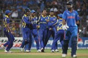 India Vs Sri Lanka 2nd odi highlights : India beat Sri Lanka by 141 runs