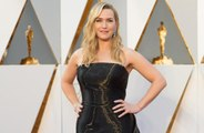 Kate Winslet does her own hair and make-up for events