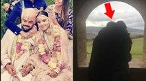 Emotional And Funny Moments Of Anushka Sharma And Virat Kohli's Wedding Program 2017