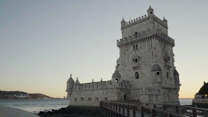 Explore Lisbon's Torre de Belem