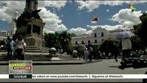 teleSUR noticias . Mexicanos rechazan Ley de Seguridad