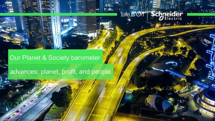 Nurturing Sustainability from Our Core to Our Customers | Schneider Electric