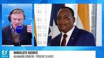 """G5 Sahel : """"Nous avons besoin rapidement de victoires"""", déclare le président du Niger"""