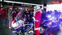 VIDEO Le Père Noël des motards à l'hôpital de Blois