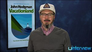 John Hodgman on 'Vacationland'