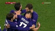 3-2 Jordan Veretout Penalty Goal Italy  Coppa Italia  Round 5 - 13.12.2017 Fiorentina 3-2 Sampdoria