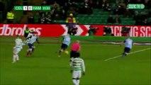 1-0 Olivier Ntcham Goal Scotland  Premiership - 13.12.2017 Celtic FC 1-0 Hamilton Acad
