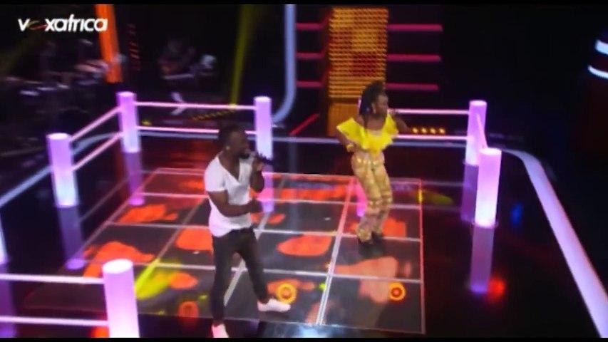 Sean Milano vs Michelle Durelle enflamment The Voice Africa