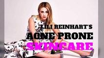 Riverdale Star Lili Reinhart's Skin Care Routine _ Acne Prone Skin _ Celeb Beauty _ CelebTribe