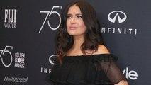 Salma Hayek Opens Up About Harvey Weinstein Demands In Candid Op-Ed | THR News