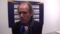itw - Bernard Joannin - Tirage coupe de la Ligue- Amiens SC - Paris Saint Germain