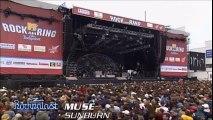 Muse - Sunburn, Rock am Ring Festival, 06/05/2004