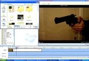 Tutorial: Muzzle Flashes With Windows Movie Maker [22caliburamadillo Reup]
