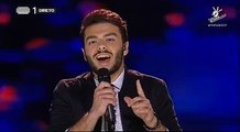 """Simão Quintans - """"Perfect""""   Gala   The Voice Portugal"""