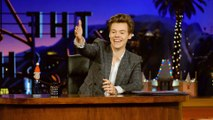 Harry Styles Took Over Hosting Duties For James Corden Last Night And Opened The 'Late Night Show' With A Very Special Announcement And More News