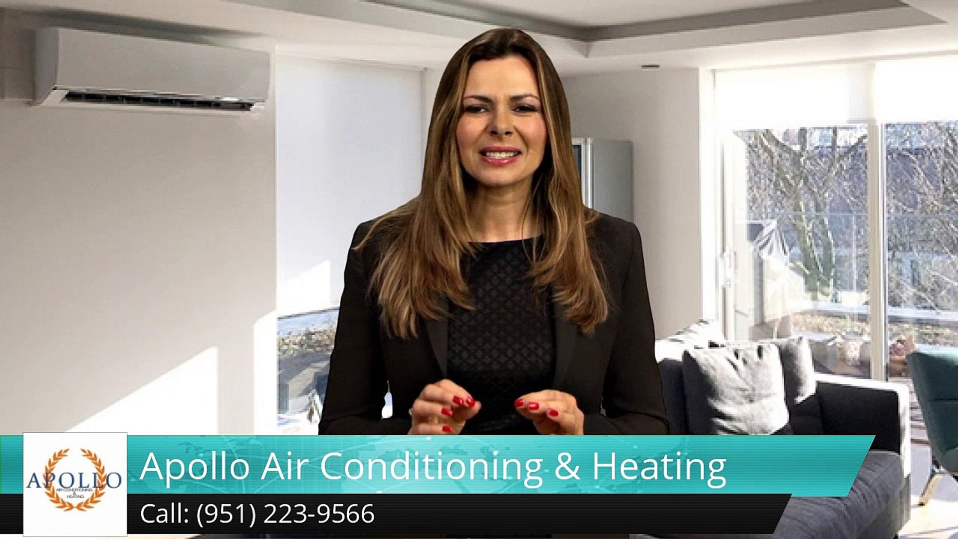 Corona Best Heating Repair – Apollo Air Conditioning & Heating - Corona Outstanding Five Star...