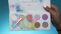 Easy Soft Peachy Eye Makeup Tutorial-I1LvzvGQsLk