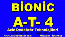 BİONİC A T4 alan tarama cihazı, altın arama çubukları bionic at4 YENİ TEKNOLOJİ ALAN TARAMA SERİSİ BİONİC AT-4